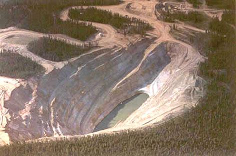 Sobre el conflicto de la explotacion minera en la Argentina